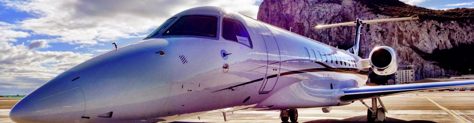 Avion affärsjet